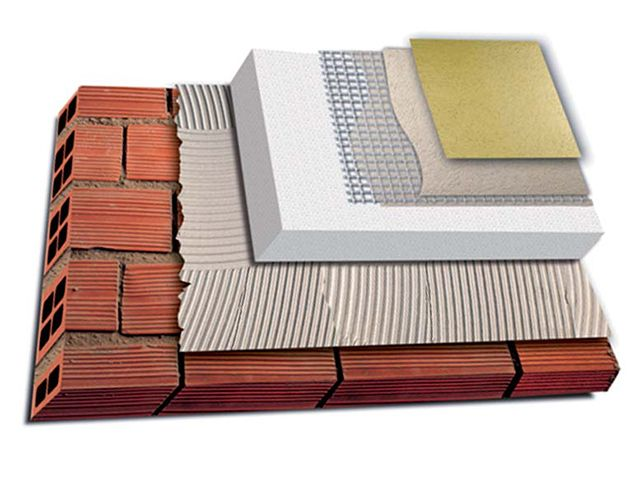Exterior Thermal Insulation Composite System
