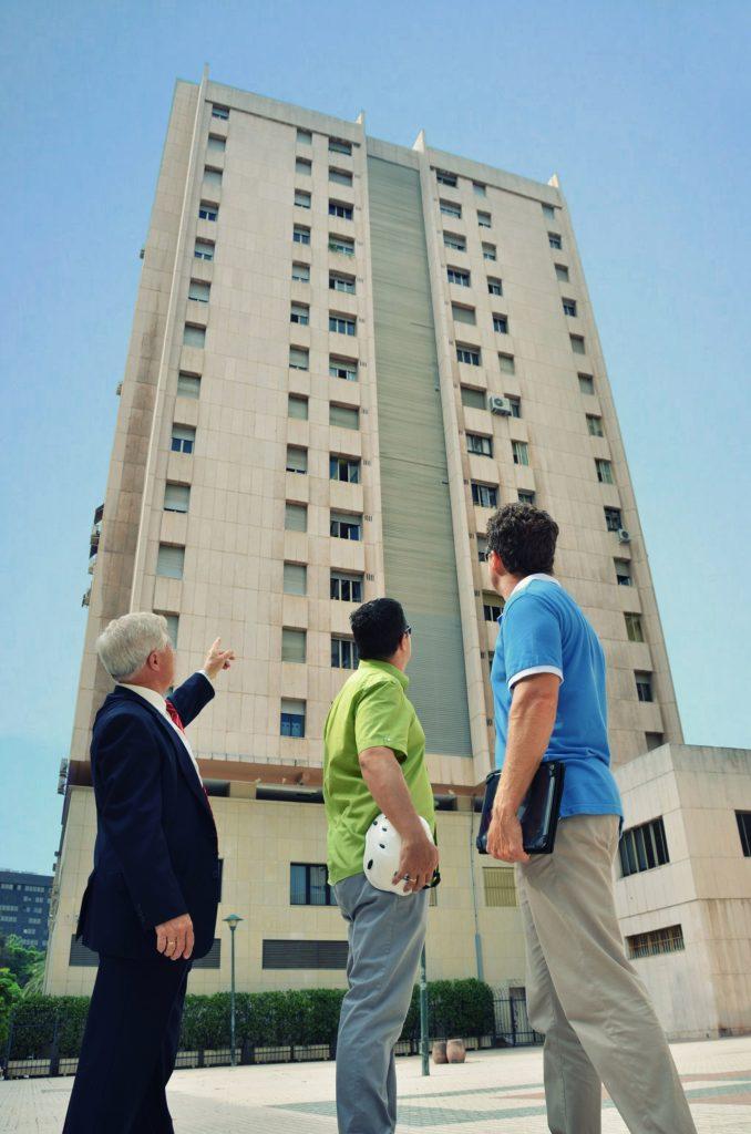 Inspección Técnica de Edificios (ITE)