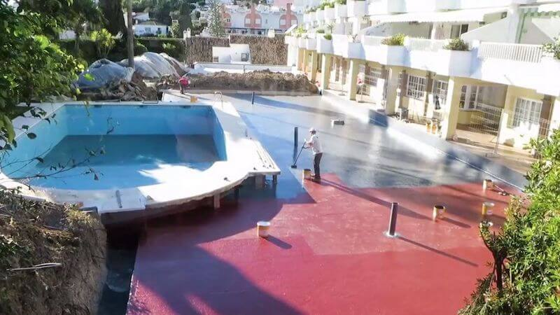 Impermeabilizaciones Málaga