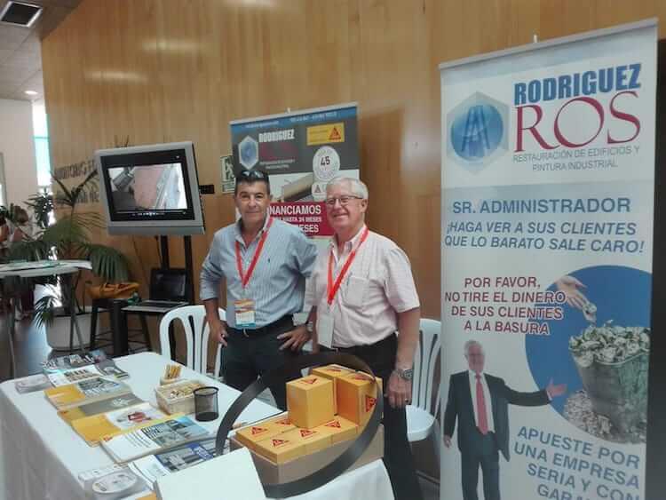 XXVII Jornadas Andaluzas para Administradores de Fincas