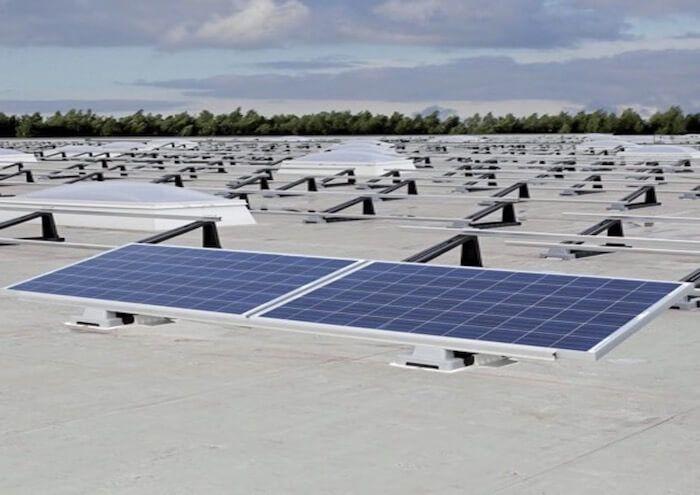 Impermeabilización de Cubiertas con Soporte Solar
